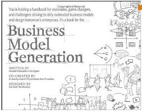 Book about business model generation